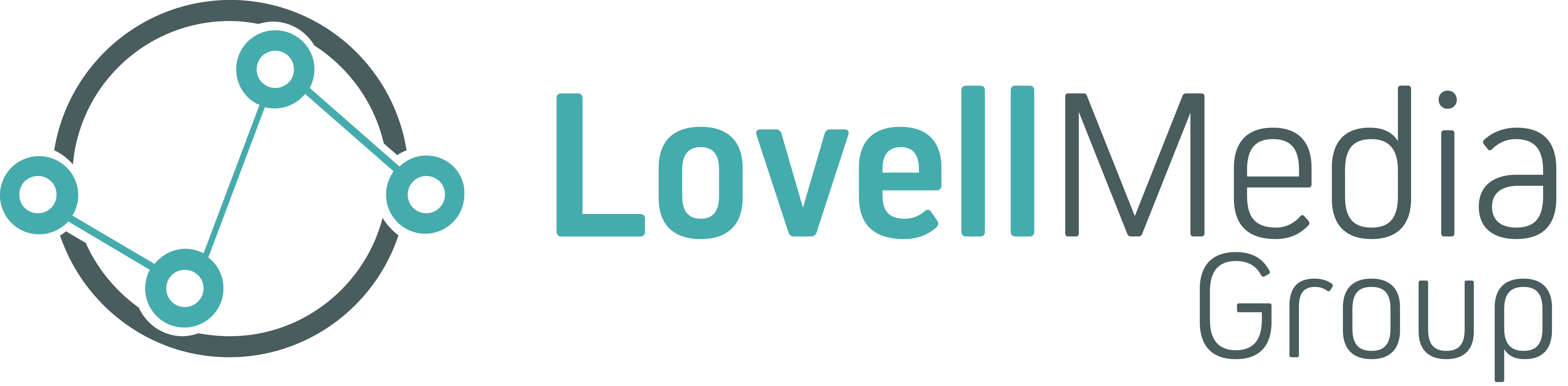 Lovell Media Group Logo