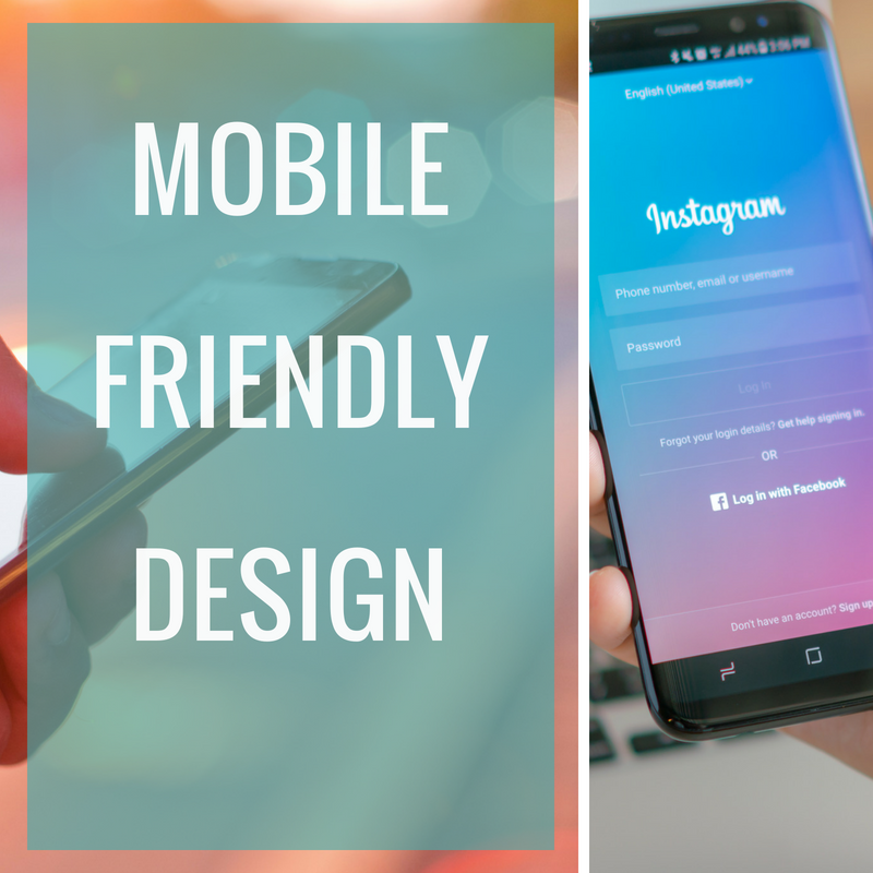 Mobile Friendly Design By Frederick Maryland Web Designers